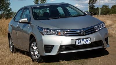 2014 Toyota Corolla Sedan Review: Ascent Petrol Auto