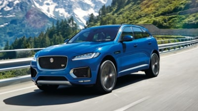 Jaguar Land Rover to recall 17,500 cars with Takata airbags