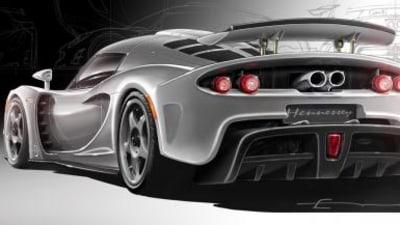 Hennessey Venom GT prototype more images