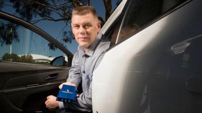 Driverless car demos in Australia