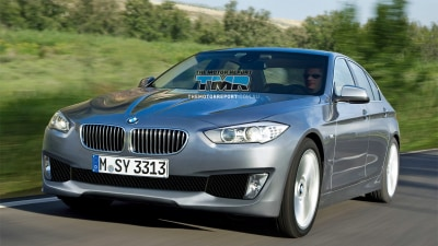 2012 BMW 3 Series Rendered, Three-Cylinder Engine, Eight-Speed Auto Expected: Report