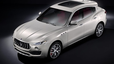 Maserati Levante Recalled For Intercooler Hose Problem
