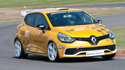 Renaultsport Launches Clio Cup Race Car