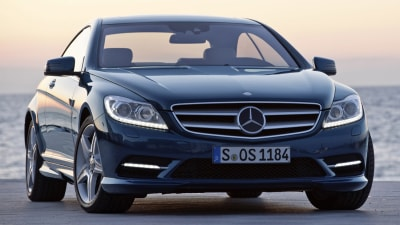 2011 Mercedes-Benz CL 500 And CL 600 Launched In Australia