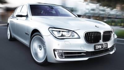 2013 BMW 7 Series On Sale In Australia