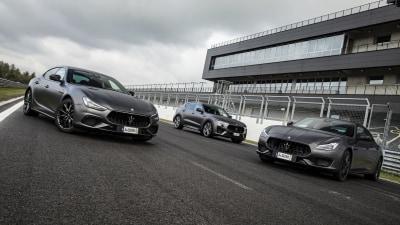 2021 Maserati Ghibli Trofeo, Quattroporte Trofeo, Levante Trofeo price and specs