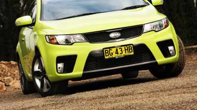 Kia Cerato Koup Long Term Review: Part 1