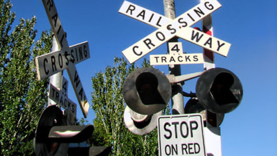 Train Drivers Seeing Red Over Railway Crossings