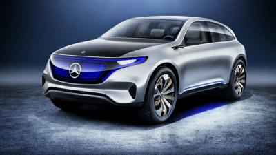 Mercedes-Benz Announces Compact EV Production Site