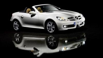 Diesel On Offer For Next Mercedes-Benz SLK