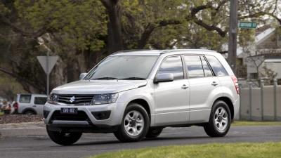 Suzuki Grand Vitara 4x2 Arrives In Australia