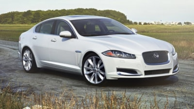 2013 Jaguar XF Adds New Engines, All-Wheel-Drive Option