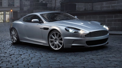Aston Martin Up There With Apple For UK's Trendsetters, Survey Says