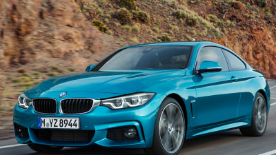 BMW Reveals Facelifted 2017 4-Series Range