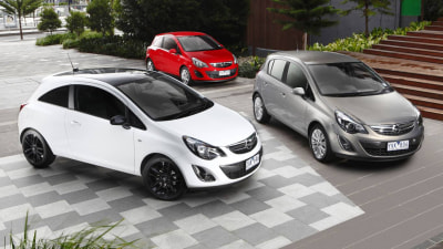 2013 Opel Corsa On Sale In Australia