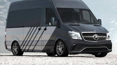 Mercedes-AMG Sprinter 63 S: The Cruelest Of April Fools Hoaxes