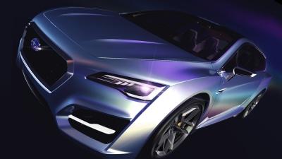 Subaru Advanced Tourer Concept And New 1.6 Boxer Heading To Tokyo