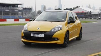 Renault Clio RS 200 Australian Grand Prix Limited Edition On Sale In Australia