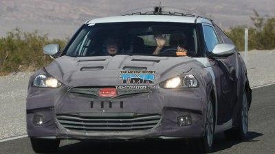 2011 Hyundai Veloster To Debut At Detroit Auto Show