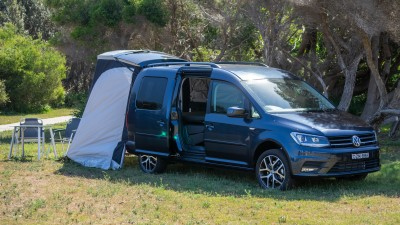 2019 Volkswagen Caddy Beach review