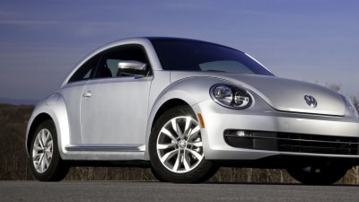 Volkswagen Beetle TDI Confirmed For USA