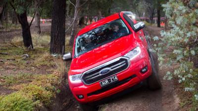 Ford Ranger XLT 2019 Utility Review