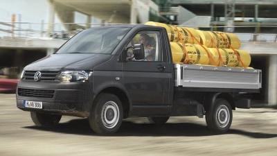 2011 Volkswagen Transporter Single Cab On Sale In Australia