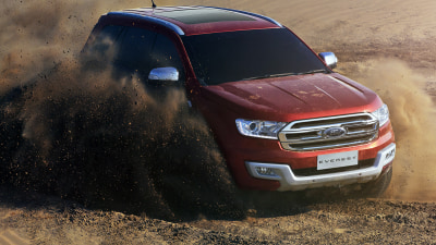 Toyota Dismisses Ford Everest Threat To Prado Supremacy