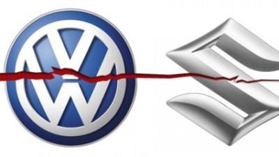 Volkswagen Suzuki Partnership Officially Terminated