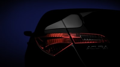 Acura's Upcoming Crossover Dubbed ZDX