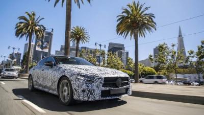 2018 Mercedes-Benz CLS review