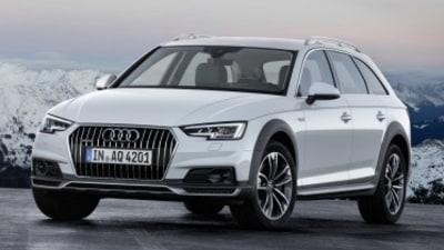 Audi A4 Allroad quattro unveiled