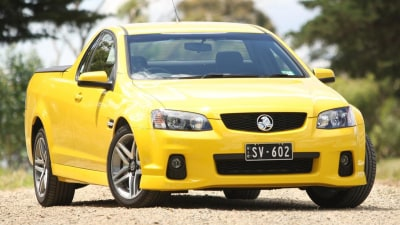 2011 Holden SV6 Ute Road Test Review
