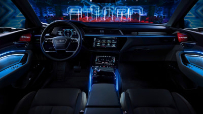 Audi ready for 'product avalanche'