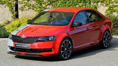 Skoda Rapid RS Preview? Sport Concept Debuts At Wörthersee GTI Treffen