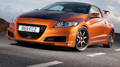 Boosted CR-Z To Roar Below Flagship Civic Type R: Report