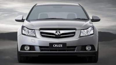 2010 Holden Cruze Scores Five-Star ANCAP Rating