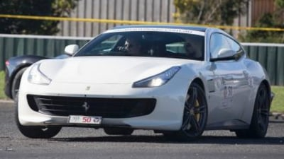 2017 Ferrari GTC4 Lusso new car review