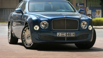 2013 Bentley Mulsanne Review