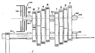 Lotus Files Patent For Twin-Clutch Gearbox