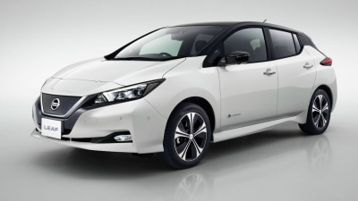 All-New 2018 Nissan Leaf Officially Unveiled