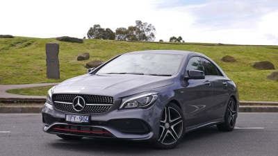 2016 Mercedes-Benz CLA 250 REVIEW | Coupe Grace With A Dash Of Pace
