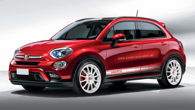 Fiat 500X Abarth Bound For Showrooms In 2017 - Report