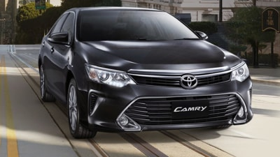 2015 Toyota Aurion Update: New Look Previewed In Overseas Launch?
