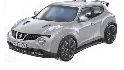Nissan Juke-R Announced: Video