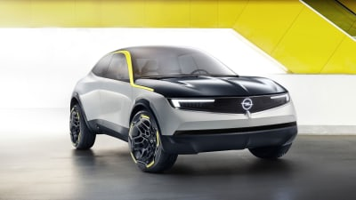 Opel GT X Experimental concept unveiled