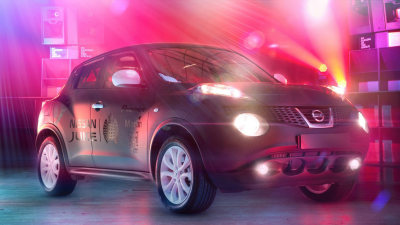 Nissan Teams Up With MoS To Create The Juke Box
