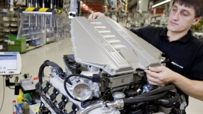 AMG 6.2 Litre V8 Replaced By Twin Turbo 5.5 Litre: Report