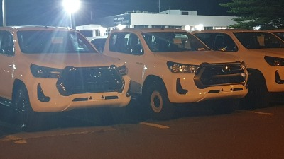 2021 Toyota HiLux docks in Australia, in showrooms late August