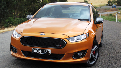 New Falcon XR8 Review: The Power And The Passion